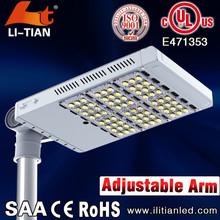 SAA CUL UL certified led outdoor light fixtures,led street light 150w