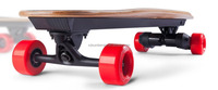 2015 fashion Electric skateboard with high power 1800w*2