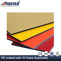 Alusign aluminum composite sheet panels recycling machine with best price in jiangsu