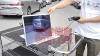 10.4-inch industrial touch monitor processing and custom product 10.4-inch resistive touch screen supports a variety of mounting