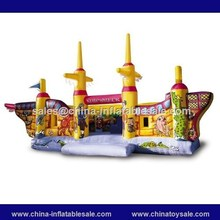 China hotsale kids inflatable playground/big play area/inflatable item