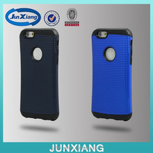 2 in 1 spot pattern soap shape case for iphone 6 various color