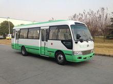 Huaxin 7.5m coaster autobús
