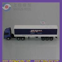 1/50 diecast container truck model,china miniature container truck factory ,diecast truck toys