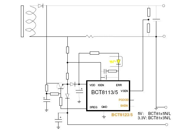 Smps Output Monitor And Linear Regulator Buy Linear