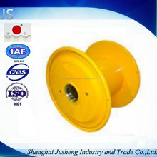 China Manufacturer PND Large and Durable Steel Empty Bobbin for Cable Making Equipment