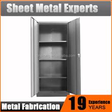 Simple Modern Design Cheap Metal Shoe Steel Cupboard Price