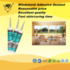 High performance RTV windshield adhesive sealant best price