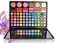 eyeshadow makeup cosmetic suppliers Professional Makeup Palette 78 color