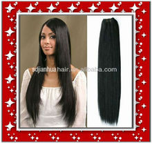 Soft and Shiny Silky Straight Brazilian Hair Weaving