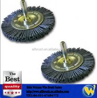 Nylon Filament Circular Wheel Brush