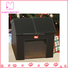 BOXY Indoor Folding Faux Leather Pet House