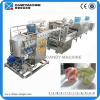 CE approved lollipop candy making machine for hot sale
