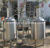 100L Stainles Steel Small Beer Brewery Equipment,Pub Beer Brewing System
