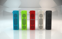 2015 mini bluetooth speaker with FM and TF card