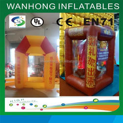 2015 inflatable money both inflatable cash money for promotion
