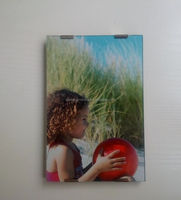 """Wholesales frameless metal Glass 6x6"""" Clips frame Online Picture Frames"""