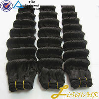 Direct Hair Factory Price Deep Wave Weave Styles