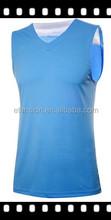 High Quality Drifit Blank Basket Ball Shirts For Men Discount