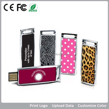 Custom logo metal usb with keychina for promotion, cool gadget ,Micro usb on off switch