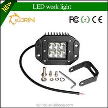 adjustable portable led worklight 18w auto led work light