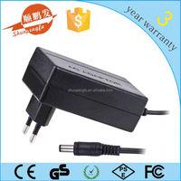 UK/ US/ EU/ AU plug ac adaptor 12v 2a