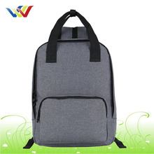 Good quality custom waterproof laptop backpack for wholesale