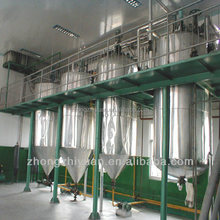 hot sale rapeseed oil refining/oil refinery plant machinery
