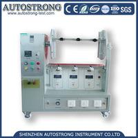 Flexing Test Swivel Machine IEC60884 Lab Equipment