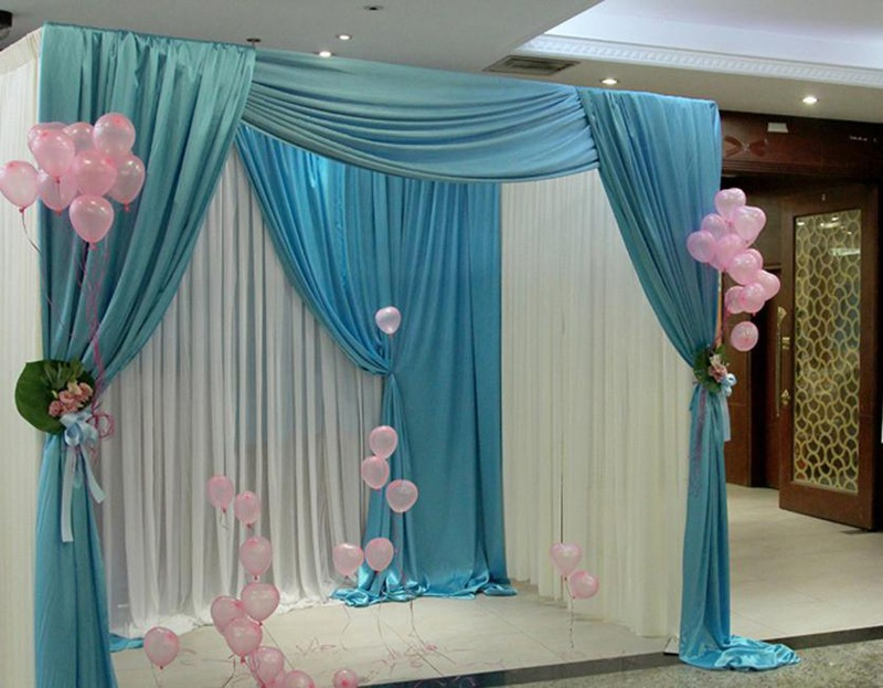 Expo Stand Backdrop : Pameran booth pernikahan latar belakang berdiri