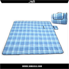 100% Polyester super soft water proof picnic blanket