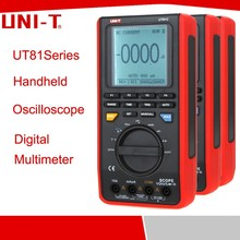 UNI-T UT81 LCD Handheld Digital Multimeter USB/ LCD Meter Tester Oscilloscope