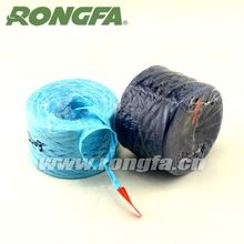 high quality colorful jute rope crafts for decoration