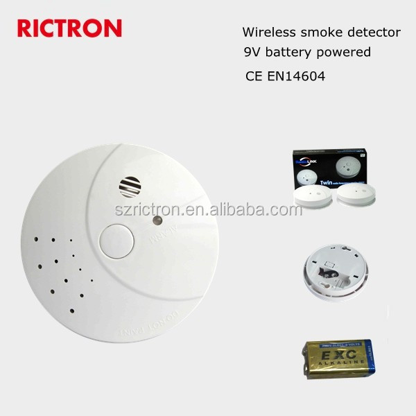 high sensitive fire alarm smoke detector wireless smoke alarms buy high sen. Black Bedroom Furniture Sets. Home Design Ideas