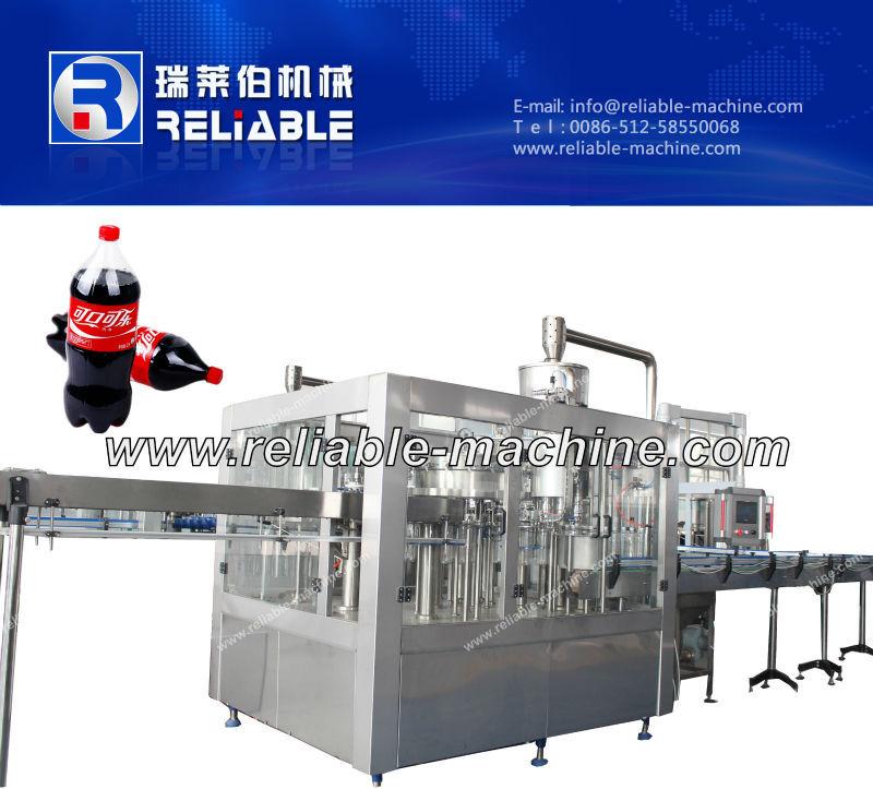 Profesional equipo de bebidas carbonatadas/de la máquina