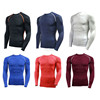 Dry Fit Men's Custom Fitness Skin Compression Wear, Mens Clothing Compression Shirt