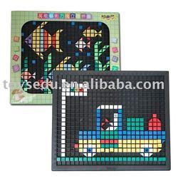 educational toys plastic toys 3D puzzle