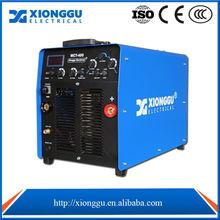 Xionggu 400A MCT-400 IGBT Inverter DC TIG pipelien welding machine /Argon welder/Tig weldin