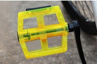 bicycle accessories spninnig pedals for four person pedal bicycle parts