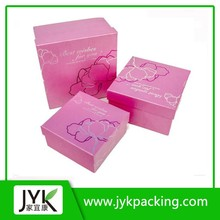 hot sale manufacturer boxes for gift and present packaging box