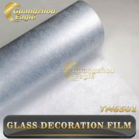 2015 New Product Decorative PVC Removable Static Cling Window Film