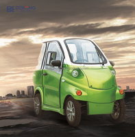 2015 hot sell 2 seats pickup sedan 4 wheel electric car