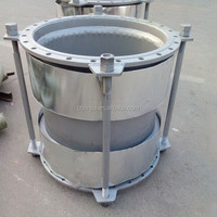 stainless steel tube connection sleeve type steam pipe expansion joints