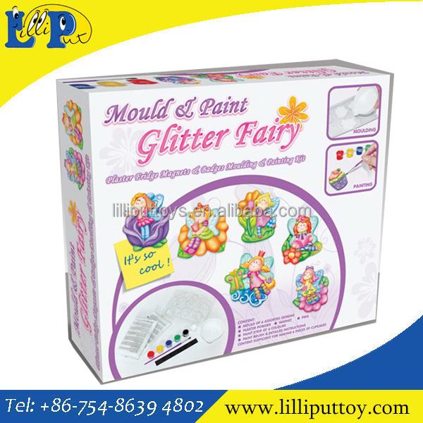 Glitter Fridge Magnets Plastic Fridge Magnet