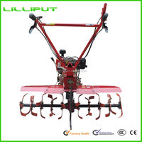 Brand New Diesel Multifunctional Chinese Walk Behind Tractor For Greenhouse Tillage