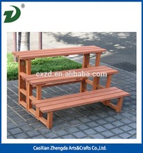 High quality wooden foot step for sale