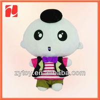 Eco-friendly baby boy toy doll in China shenzhen OEM