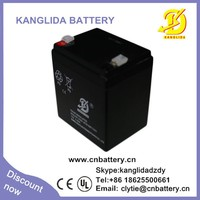 12v 4ah rechargeable battery power supply for automatic door systems