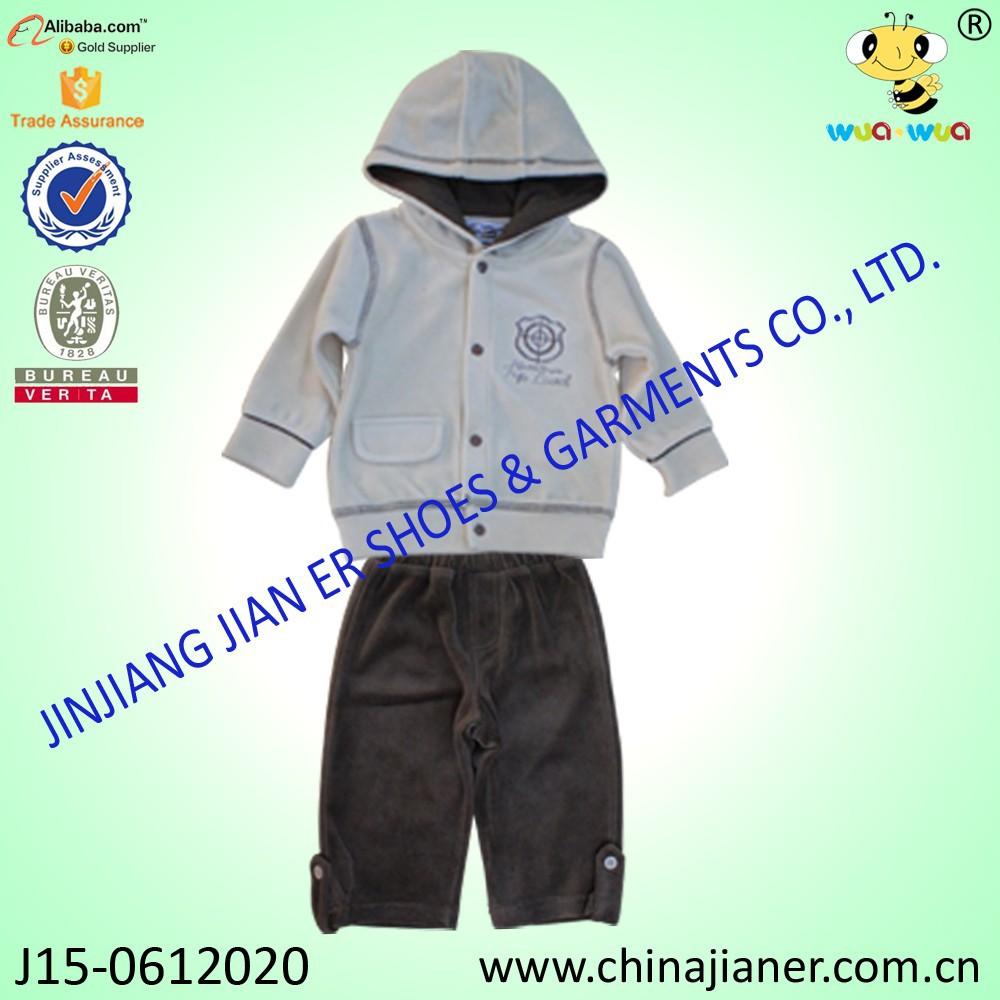Jianer a bajo precio bebé caliente ropa ajustado invierno