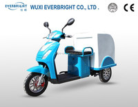 electric mobility scooter cleaning rickshaw cargo three wheeled motorcycles
